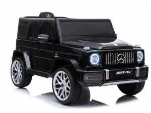 Mercedes Benz G63 AMG Zwart - Ledere zit - Bluetooth - Softstart